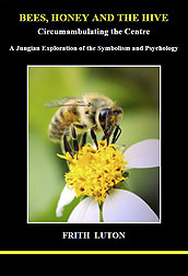 """Cover of book """"Bees, Honey and the Hive"""""""