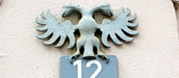 image of a two headed eagle